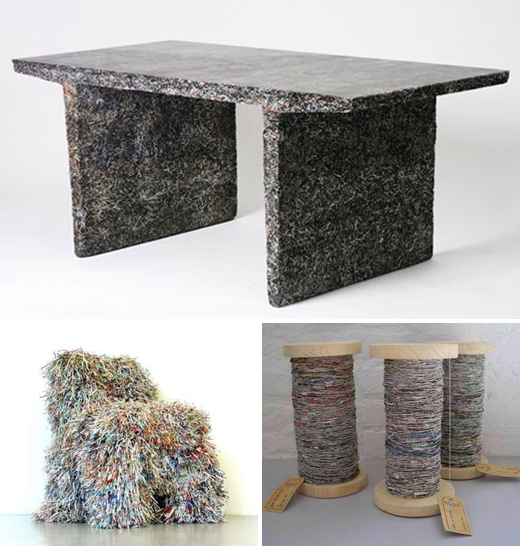 recycled paper furniture. top recycled paper furniture n
