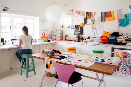 Craft room inspiration color paint create for Craft room paint colors