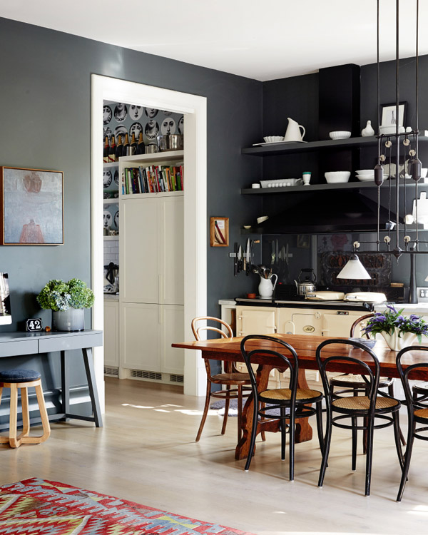 Fiona Richardson And Family - The Design Files